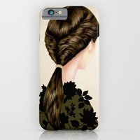 Twisted Ponytail  iPhone 6 Slim Case