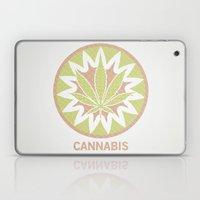 The Cannabis Case. Laptop & iPad Skin