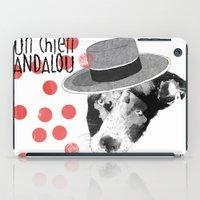 Un chien andalou iPad Case