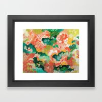 Abstract 83 Framed Art Print
