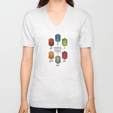 Legend of Zelda - Tingle's The Rupees of Hyrule Kingdom Unisex V-Neck