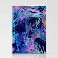 Waikiki Tropic {Blue} Stationery Cards