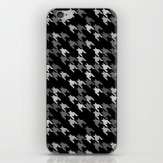 Toothless Black and White iPhone & iPod Skin