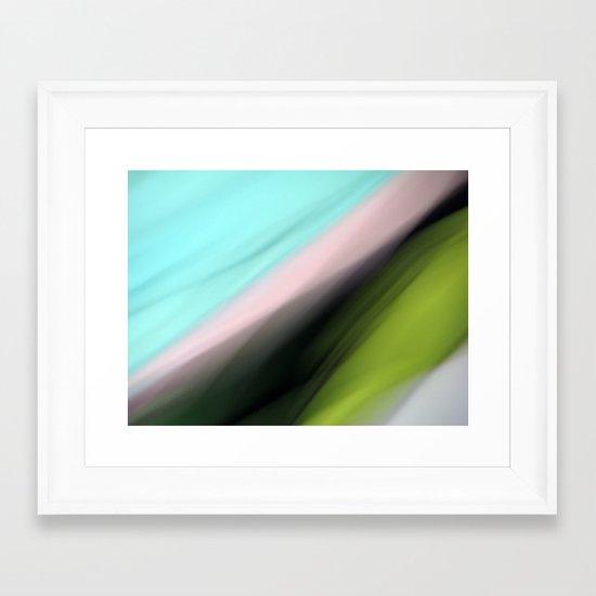 Liquorice Allsort Framed Art Print