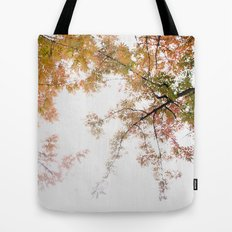 Autumn Origami Tote Bag