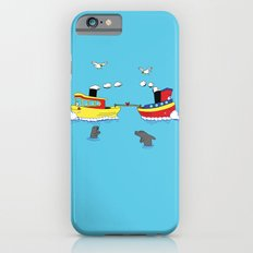 TUG BOAT OF WAR Slim Case iPhone 6s