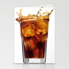 Cola Stationery Cards