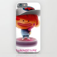 iPhone & iPod Case featuring Summertime by Miki  Company
