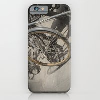 iPhone & iPod Case featuring City Bike by bknyn