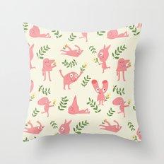 MUR´S SPRING Throw Pillow