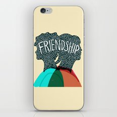 Friendship Grows iPhone & iPod Skin
