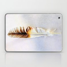 FEATHER LIGHT Laptop & iPad Skin