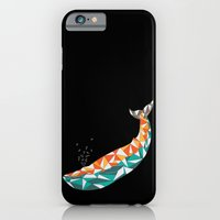 iPhone & iPod Case featuring For the Love of Whales by Aimee MaCray