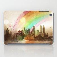 NYC Sky iPad Case