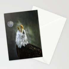 Eagle Calling Stationery Cards