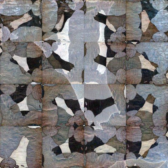 Rorschach Quilt Art Print