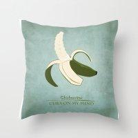 Chicharritas - Cuba On M… Throw Pillow
