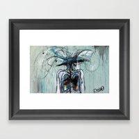 I'll Love You Till My Ve… Framed Art Print