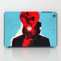 Eddie Vedder iPad Case