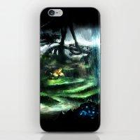 Metroid Metal: Tallon Overworld- Where it All Begins iPhone & iPod Skin