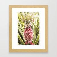Aloha! Framed Art Print