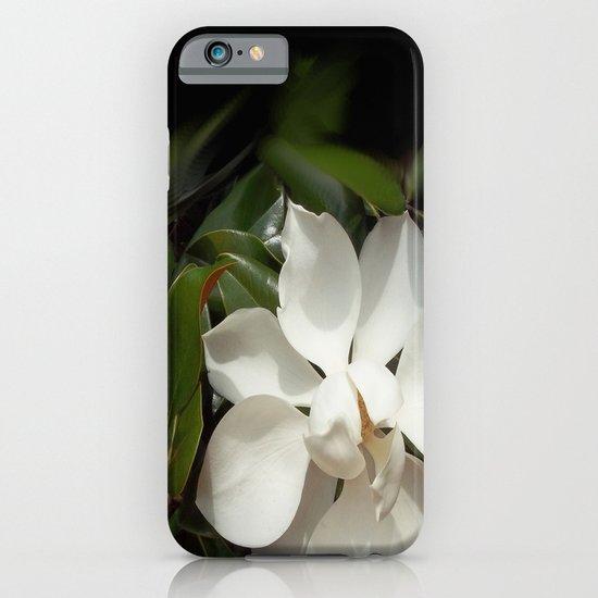 Magnificent Magnolia iPhone & iPod Case