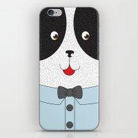 Lovely Panda! - cute, funny, sweet, panda bear! iPhone & iPod Skin