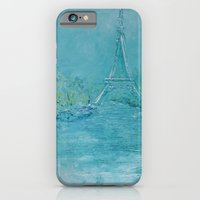 City Of Love iPhone 6 Slim Case
