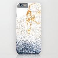 Raining Girl iPhone 6 Slim Case