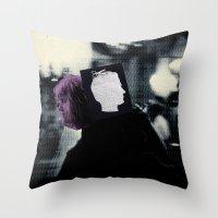 Women's Power Throw Pillow
