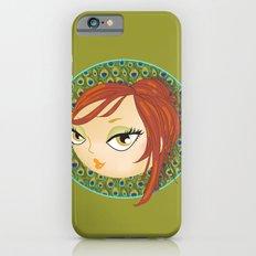 Ms Peacock iPhone 6s Slim Case