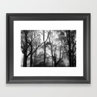 The Clearest Way Into Th… Framed Art Print