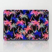 Falling Palms - Nightlig… iPad Case