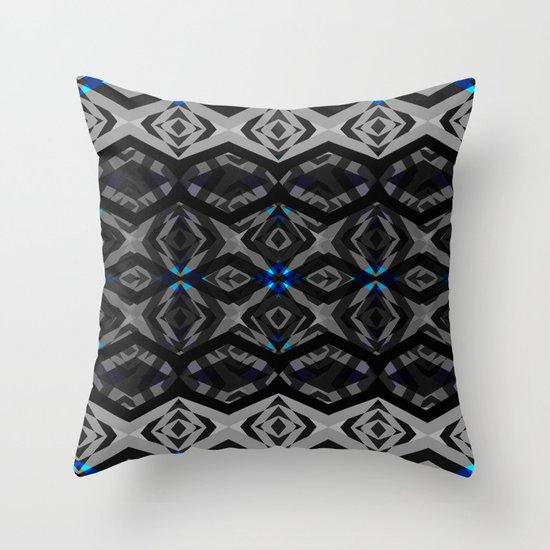 Mix #290 Throw Pillow