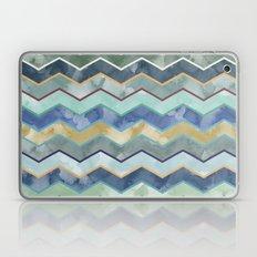 Watercolor Colorful Wave  Laptop & iPad Skin