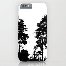 pine trees Slim Case iPhone 6s