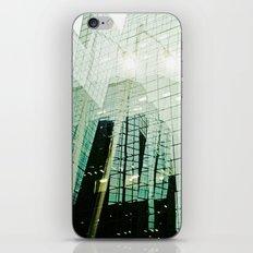 'DOWNTOWN' iPhone & iPod Skin
