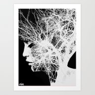 Purity Art Print