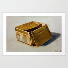 box Art Print