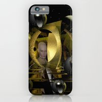 iPhone Cases featuring Magic under the influence of the Moon by thea walstra