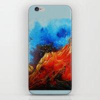 Yeryüzü ve Kuşlar iPhone & iPod Skin