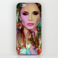 Princess Navajo iPhone & iPod Skin
