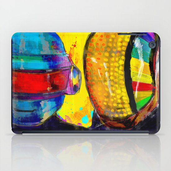 Daft Punk iPad Case