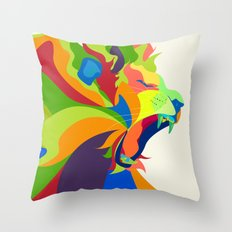 Like the Jungle Throw Pillow