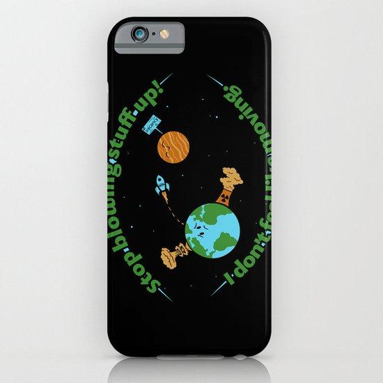 Stop It iPhone & iPod Case