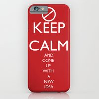 Maybe, Don't Keep Calm iPhone 6 Slim Case