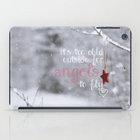 Angels iPad Case