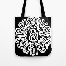 Sex Drugs & Rock n Roll Tote Bag