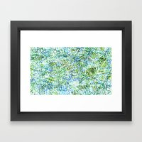Reflections of A Beautiful Soul, #2 Framed Art Print