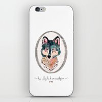 How Lucky To Be So Unusu… iPhone & iPod Skin